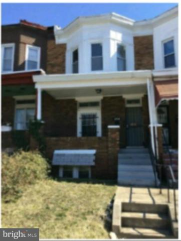 927 N Bentalou Street, BALTIMORE, MD 21216 (#MDBA441098) :: SP Home Team