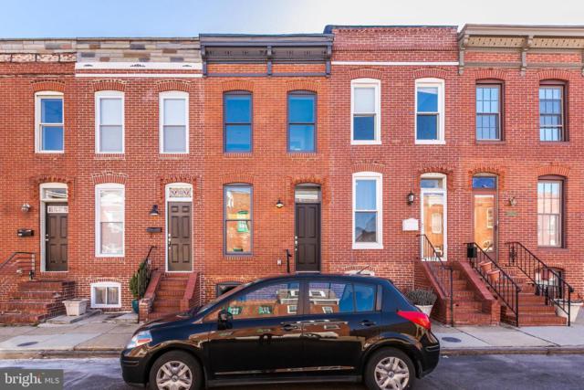 1423 Patapsco Street, BALTIMORE, MD 21230 (#MDBA441104) :: Browning Homes Group