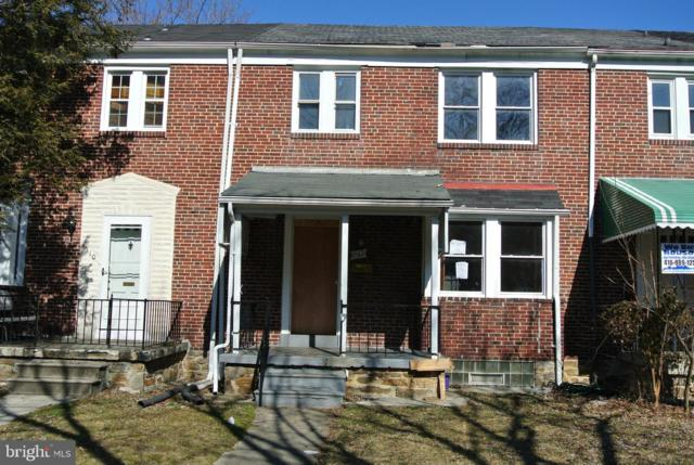 1512 Lochwood Road, BALTIMORE, MD 21218 (#MDBA441114) :: Colgan Real Estate