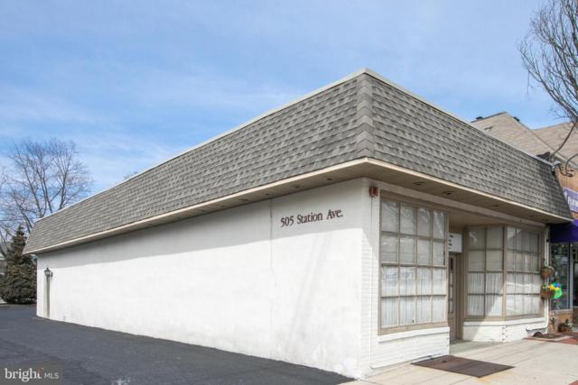 505 Station Avenue, HADDON HEIGHTS, NJ 08035 (#NJCD349544) :: Linda Dale Real Estate Experts