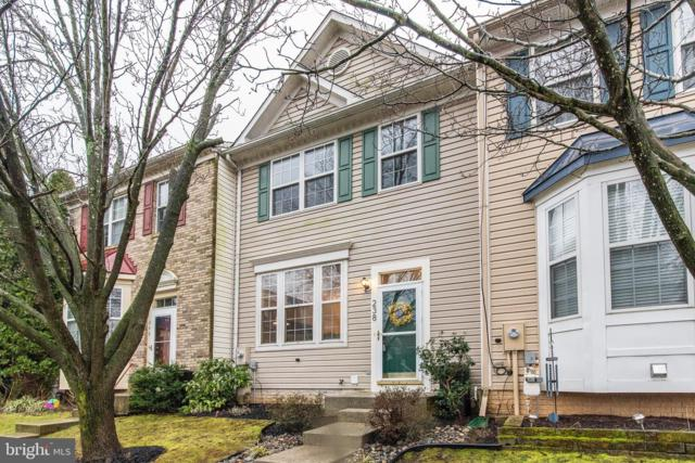 238 Golden Rain Lane, BEL AIR, MD 21015 (#MDHR223222) :: Great Falls Great Homes