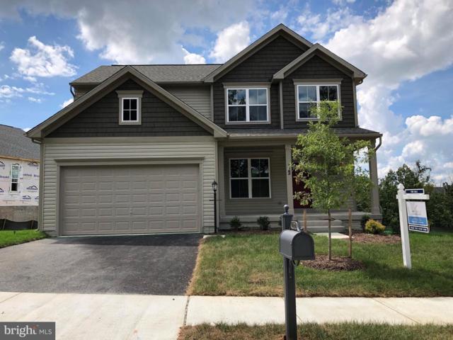 122 Patchwork Drive, STEPHENSON, VA 22656 (#VAFV145620) :: Colgan Real Estate