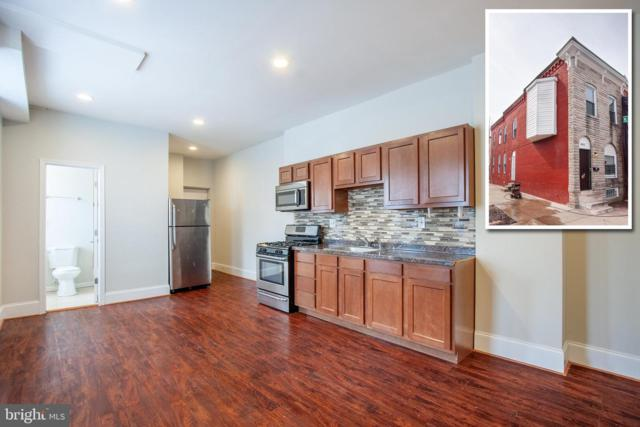 2331 Ashland Avenue, BALTIMORE, MD 21205 (#MDBA441186) :: The Kenita Tang Team