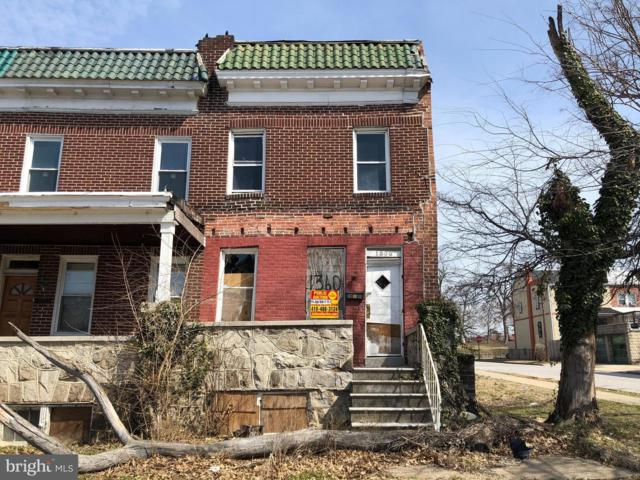 1360 Homestead Street, BALTIMORE, MD 21218 (#MDBA441190) :: AJ Team Realty
