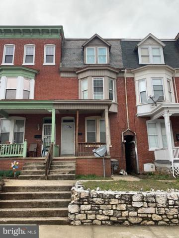 655 W Locust Street, YORK, PA 17401 (#PAYK112464) :: Colgan Real Estate