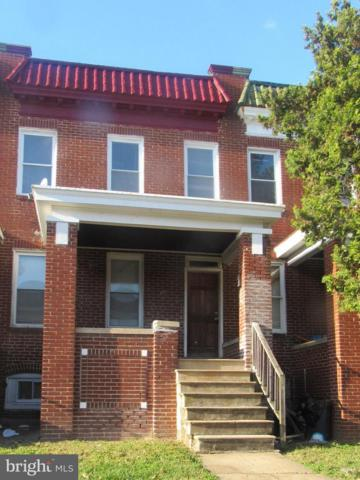 2520 Shirley Avenue, BALTIMORE, MD 21215 (#MDBA441208) :: Browning Homes Group