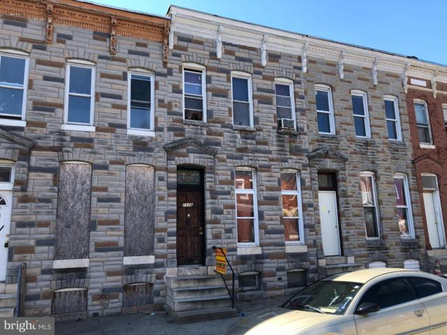 2326 Druid Hill Avenue, BALTIMORE, MD 21217 (#MDBA441218) :: John Smith Real Estate Group