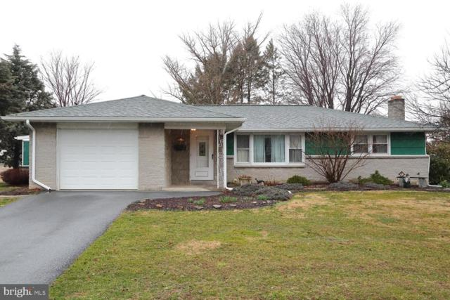 411 W Cedar Street, NEW HOLLAND, PA 17557 (#PALA124566) :: The Heather Neidlinger Team With Berkshire Hathaway HomeServices Homesale Realty