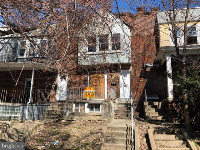 1616 Abbotston Street, BALTIMORE, MD 21218 (#MDBA441228) :: AJ Team Realty