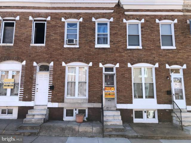 56 Gorman Avenue, BALTIMORE, MD 21223 (#MDBA441250) :: AJ Team Realty