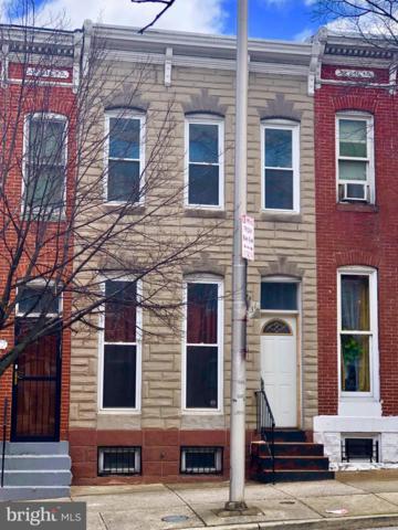 831 N Washington Street, BALTIMORE, MD 21205 (#MDBA441296) :: Remax Preferred   Scott Kompa Group