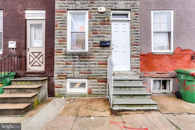 1607 Cole Street, BALTIMORE, MD 21223 (#MDBA441320) :: Browning Homes Group