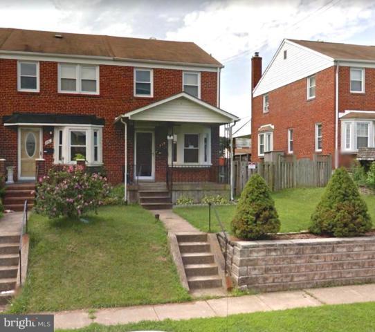 829 N Marlyn Avenue, BALTIMORE, MD 21221 (#MDBC436314) :: Great Falls Great Homes