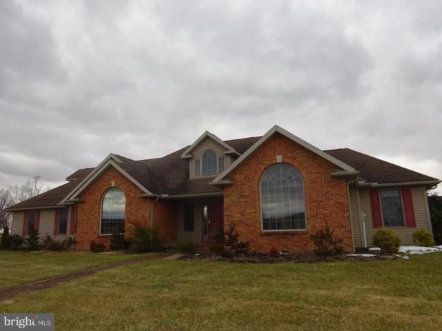 85 Homestead Drive, GREENCASTLE, PA 17225 (#PAFL161370) :: Benchmark Real Estate Team of KW Keystone Realty