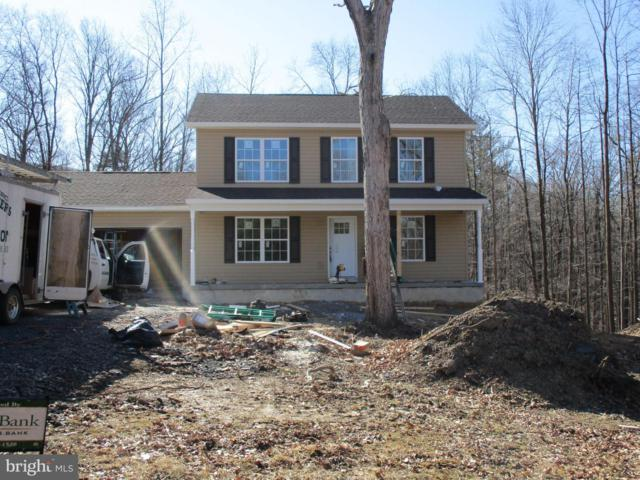 Lot 52 Cressen Drive, GERRARDSTOWN, WV 25420 (#WVBE161144) :: Circadian Realty Group