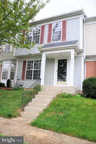 645 Lucky Leaf Circle, BALTIMORE, MD 21228 (#MDBC436332) :: Lucido Agency of Keller Williams