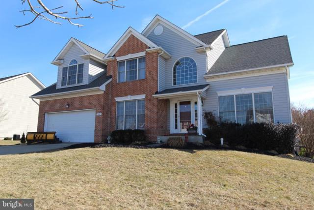 1001 Scotch Heather Avenue, MOUNT AIRY, MD 21771 (#MDCR182528) :: Colgan Real Estate