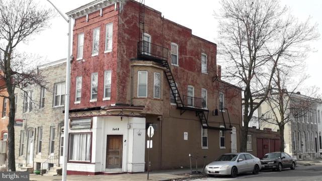 1640 N Broadway, BALTIMORE, MD 21213 (#MDBA441394) :: The Bob & Ronna Group