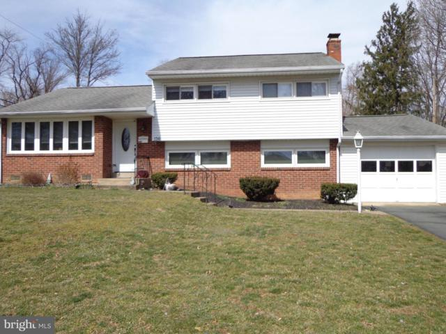 136 Hedgerow Drive, YARDLEY, PA 19067 (#PABU459160) :: Jason Freeby Group at Keller Williams Real Estate