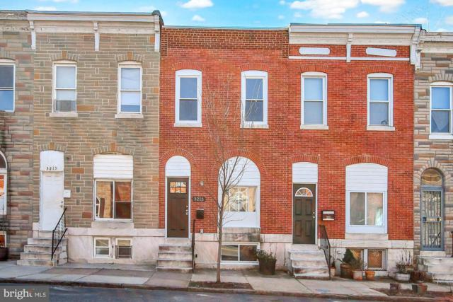 3213 E Baltimore Street, BALTIMORE, MD 21224 (#MDBA441526) :: The Kenita Tang Team