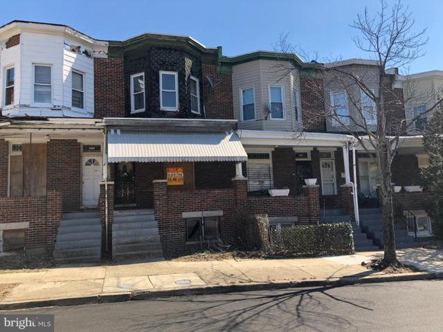 1619 N Payson Street, BALTIMORE, MD 21217 (#MDBA441534) :: Radiant Home Group