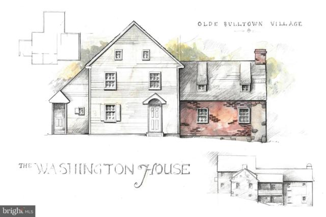 The Washington House Lot #31 Brownstone Lane, ELVERSON, PA 19520 (#PACT460520) :: The John Kriza Team