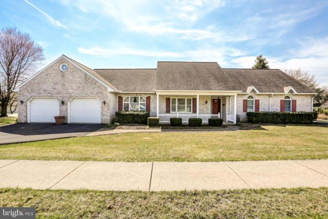 202 N Whisper Lane, NEW HOLLAND, PA 17557 (#PALA124726) :: The Heather Neidlinger Team With Berkshire Hathaway HomeServices Homesale Realty