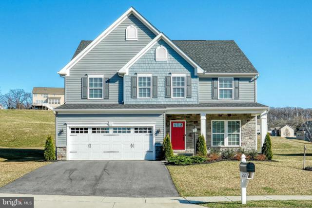 1252 Copper Beech Drive, YORK, PA 17403 (#PAYK112702) :: The Joy Daniels Real Estate Group
