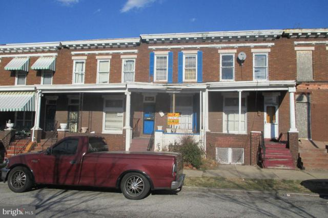 1228 Bonaparte Avenue, BALTIMORE, MD 21218 (#MDBA441696) :: Stello Homes