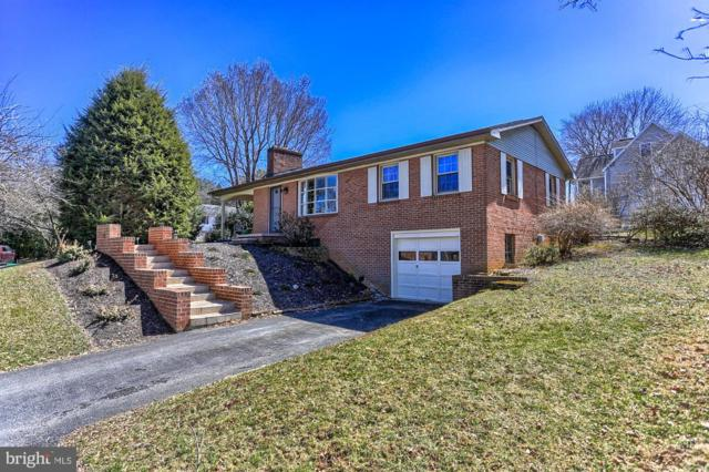 1446 Park Terrace Drive, CHAMBERSBURG, PA 17202 (#PAFL161390) :: Benchmark Real Estate Team of KW Keystone Realty