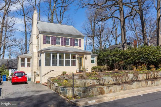 2703 Colston Drive, CHEVY CHASE, MD 20815 (#MDMC635660) :: The Gus Anthony Team