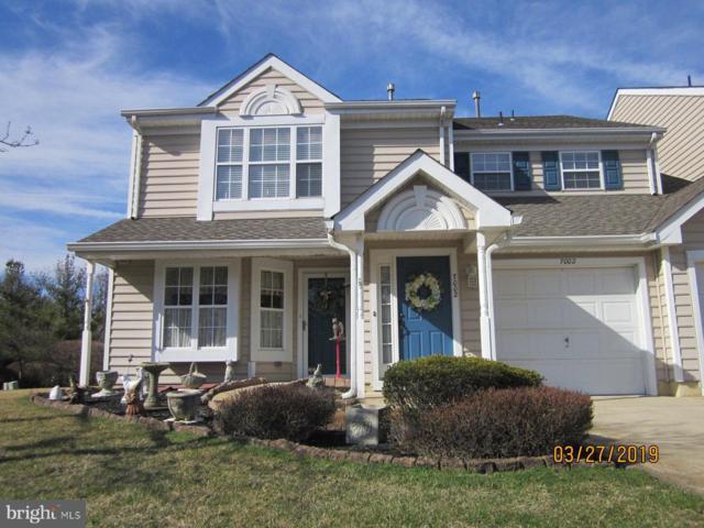 7002-B Normandy Drive B, MOUNT LAUREL, NJ 08054 (#NJBL339450) :: Colgan Real Estate
