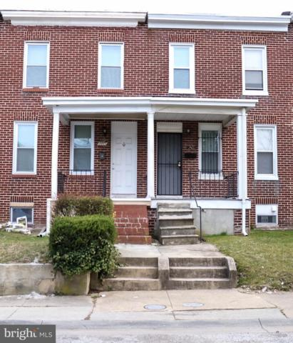 3435 Lyndale Avenue, BALTIMORE, MD 21213 (#MDBA452416) :: The Gus Anthony Team