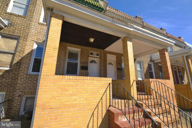 617 Grundy Street, BALTIMORE, MD 21224 (#MDBA452502) :: ExecuHome Realty