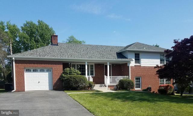 2321 Old Frederick, CATONSVILLE, MD 21228 (#MDBC444516) :: The Gus Anthony Team