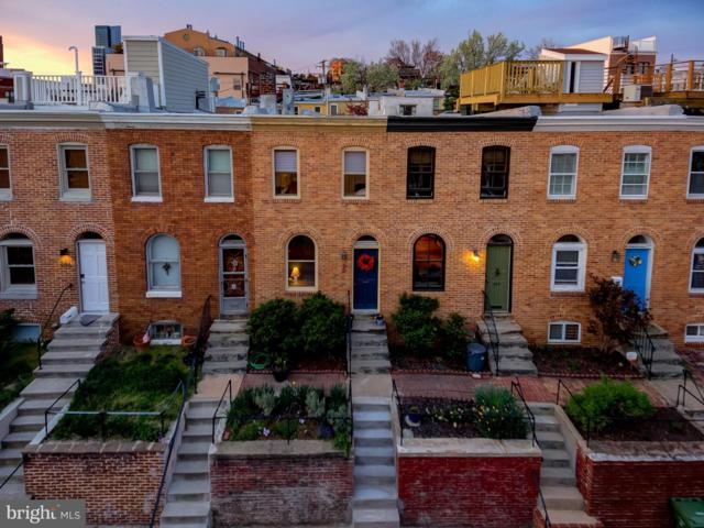 412 Grindall Street, BALTIMORE, MD 21230 (#MDBA459678) :: The Speicher Group of Long & Foster Real Estate