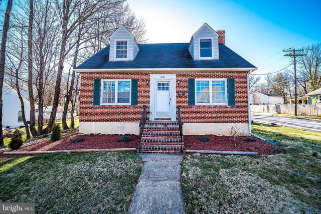 2001 Gwynn Oak Avenue, BALTIMORE, MD 21207 (#MDBC450066) :: Great Falls Great Homes