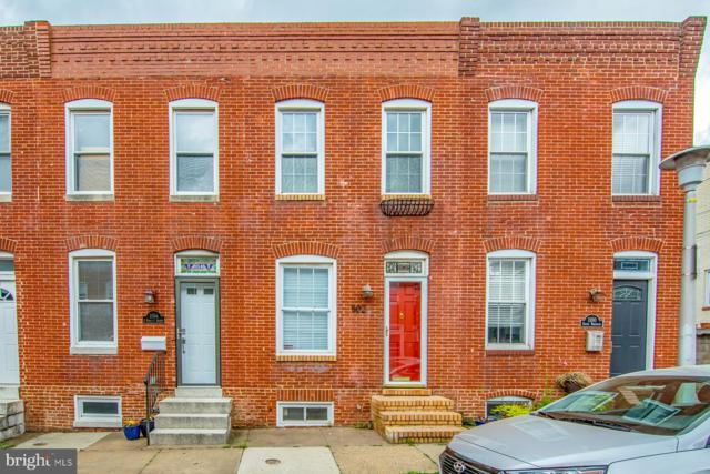 1102 S Robinson Street, BALTIMORE, MD 21224 (#MDBA460620) :: The Dailey Group