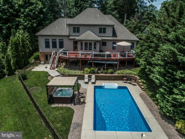 2651 Castlegreen Drive, GREENCASTLE, PA 17225 (#PAFL164310) :: Blue Key Real Estate Sales Team