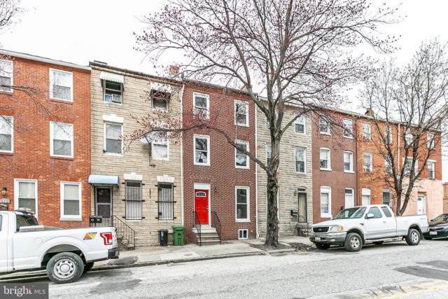 908 W Lombard Street, BALTIMORE, MD 21223 (#MDBA461452) :: Advance Realty Bel Air, Inc