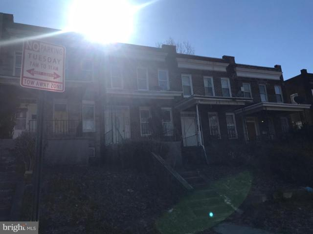 1131 Ellicott Driveway, BALTIMORE, MD 21216 (#MDBA461484) :: Colgan Real Estate