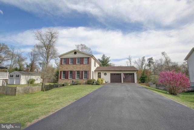 7805 Nauitan Court, HANOVER, MD 21076 (#MDAA393832) :: Remax Preferred | Scott Kompa Group