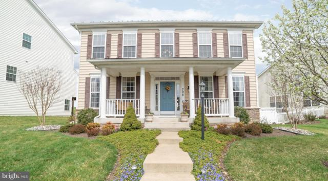 708 Sewell Drive, NEW MARKET, MD 21774 (#MDFR243320) :: Charis Realty Group
