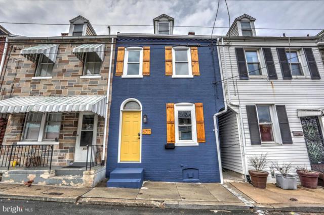 607 Poplar Street, LANCASTER, PA 17603 (#PALA129490) :: The John Kriza Team