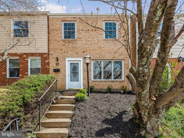 17 Timber Rock Road, GAITHERSBURG, MD 20878 (#MDMC649398) :: Colgan Real Estate