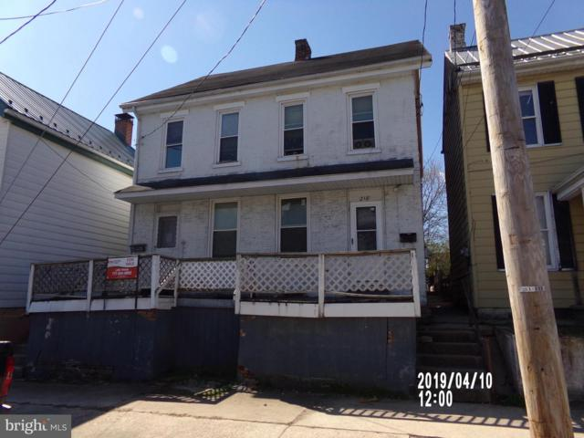 216-218 West King, CHAMBERSBURG, PA 17201 (#PAFL164372) :: The Heather Neidlinger Team With Berkshire Hathaway HomeServices Homesale Realty