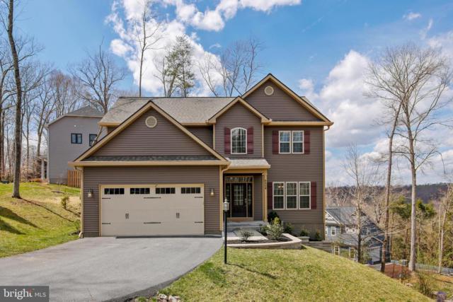 6804 Oakcrest Court, NEW MARKET, MD 21774 (#MDFR243402) :: Great Falls Great Homes