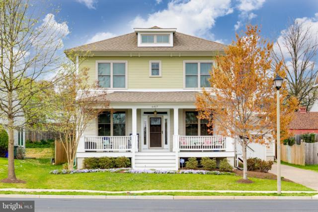 6417 27TH Street N, ARLINGTON, VA 22207 (#VAAR147048) :: Arlington Realty, Inc.