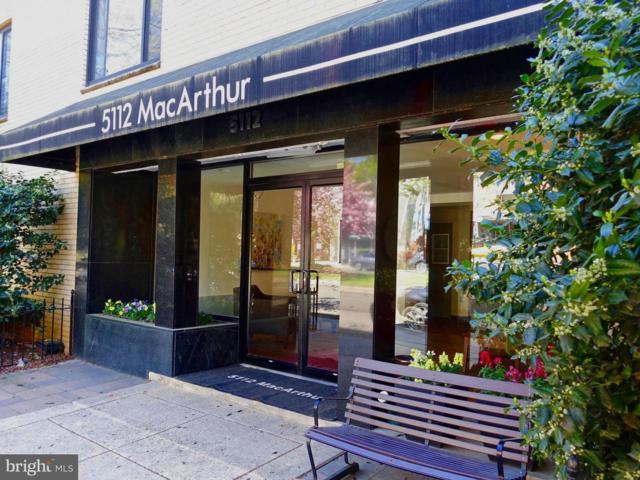 5112 Macarthur Boulevard NW #2, WASHINGTON, DC 20016 (#DCDC420112) :: Shamrock Realty Group, Inc