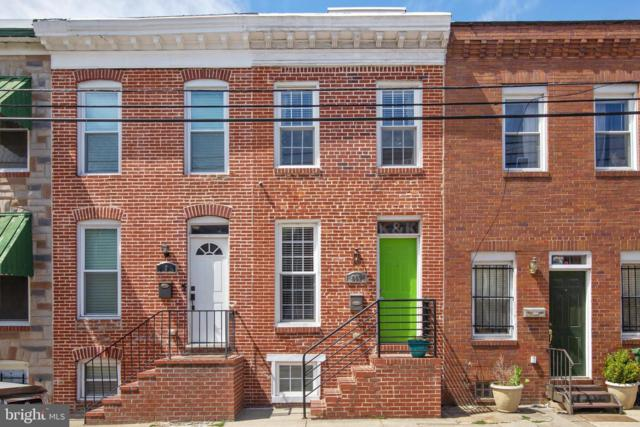 602 Wyeth Street, BALTIMORE, MD 21230 (#MDBA461894) :: Advance Realty Bel Air, Inc